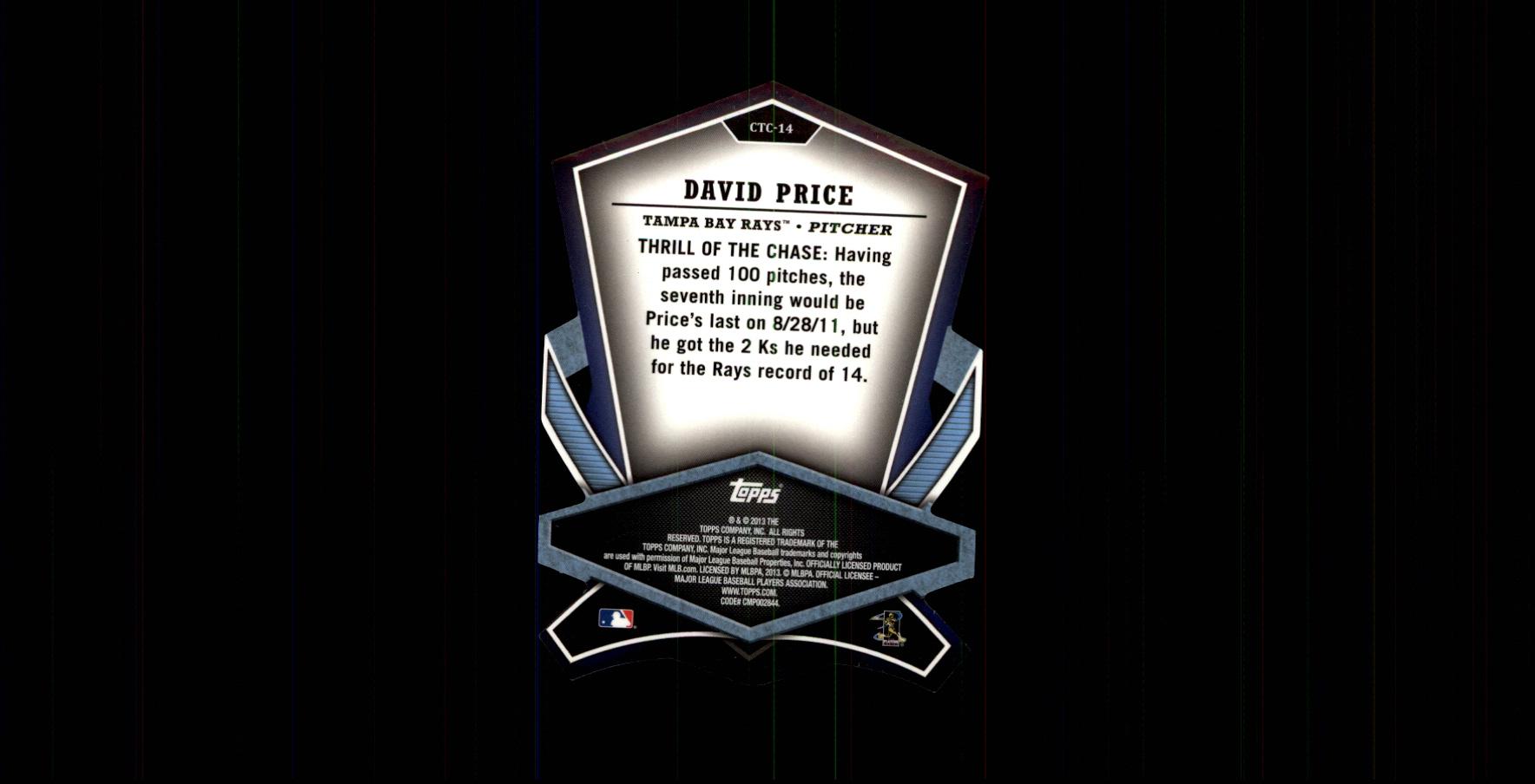 2013-Topps-Cut-To-The-Chase-Baseball-Card-Pick thumbnail 18