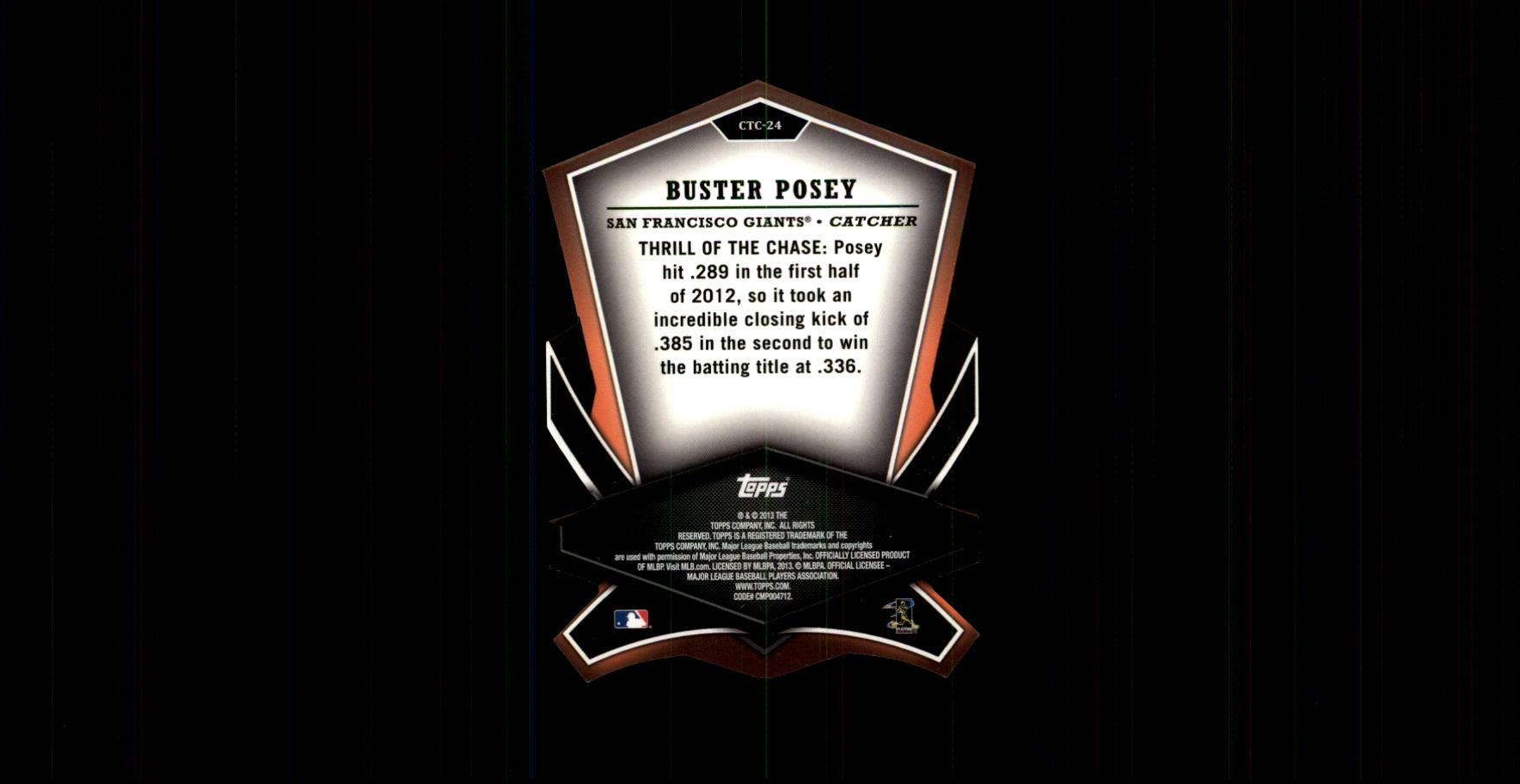 2013-Topps-Cut-To-The-Chase-Baseball-Card-Pick thumbnail 30