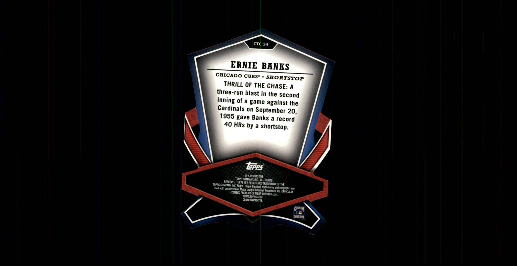 2013-Topps-Cut-To-The-Chase-Baseball-Card-Pick thumbnail 40