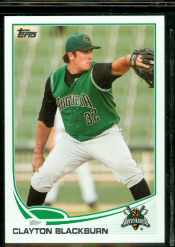 2013-Topps-Pro-Debut-41-Clayton-Blackburn