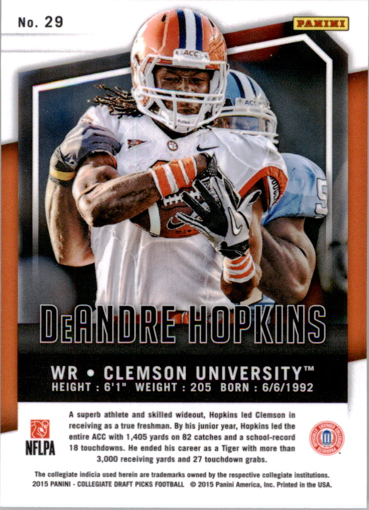 2015-Panini-Prizm-Draft-Picks-Football-Card-Pick thumbnail 41