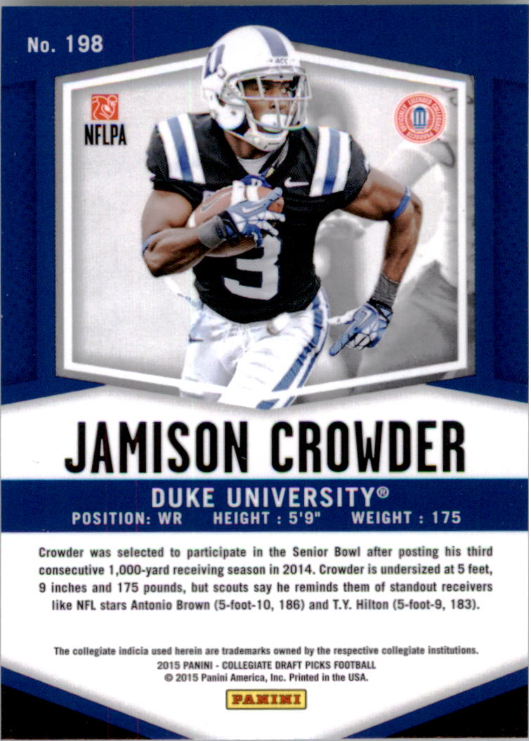 2015-Panini-Prizm-Draft-Picks-Football-Card-Pick thumbnail 268