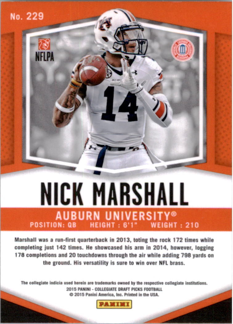 2015-Panini-Prizm-Draft-Picks-Football-Card-Pick thumbnail 304