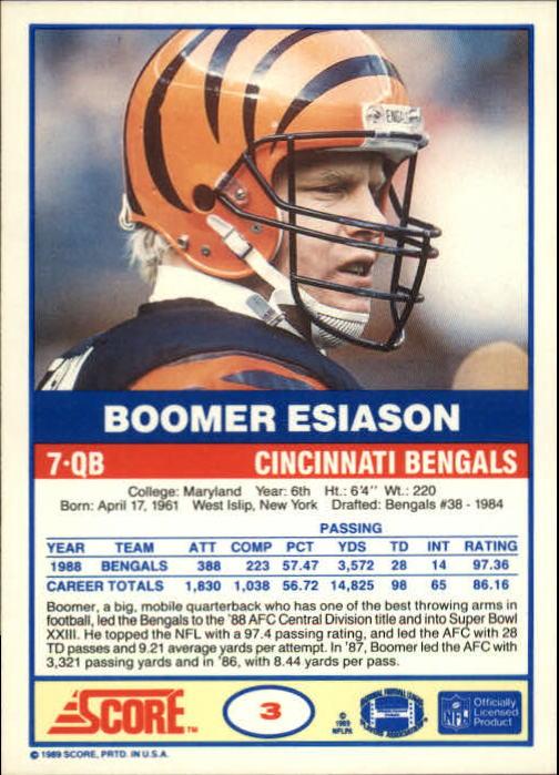 1989-Score-Football-Card-s-1-200-Rookies-A0435-You-Pick-10-FREE-SHIP thumbnail 5