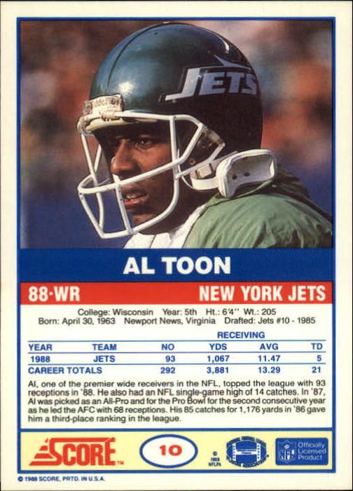 1989-Score-Football-Card-s-1-200-Rookies-A0435-You-Pick-10-FREE-SHIP thumbnail 19