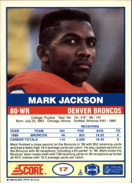 1989-Score-Football-Card-s-1-200-Rookies-A0435-You-Pick-10-FREE-SHIP thumbnail 33