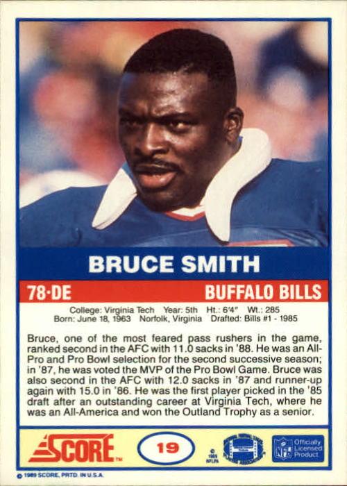 1989-Score-Football-Card-s-1-200-Rookies-A0435-You-Pick-10-FREE-SHIP thumbnail 35