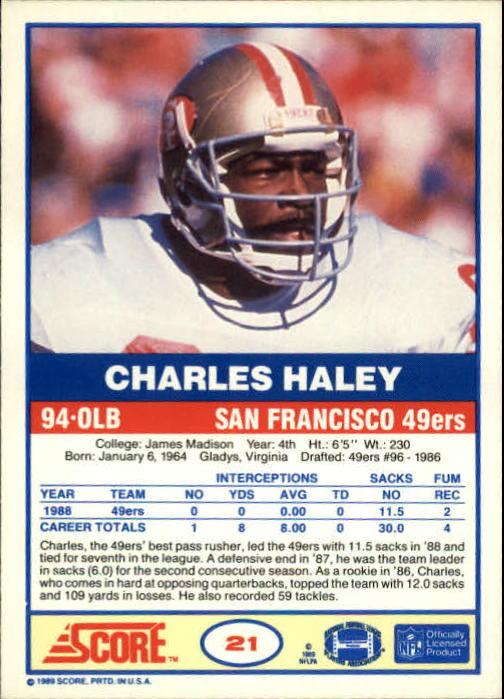 1989-Score-Football-Card-s-1-200-Rookies-A0435-You-Pick-10-FREE-SHIP thumbnail 39