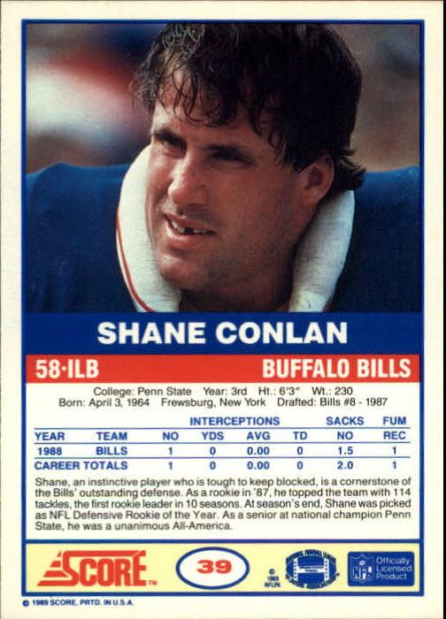 1989-Score-Football-Card-s-1-200-Rookies-A0435-You-Pick-10-FREE-SHIP thumbnail 73