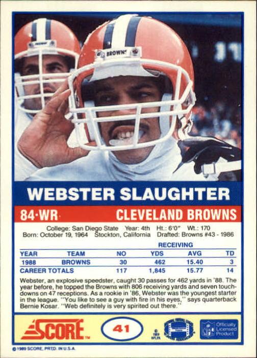 1989-Score-Football-Card-s-1-200-Rookies-A0435-You-Pick-10-FREE-SHIP thumbnail 77
