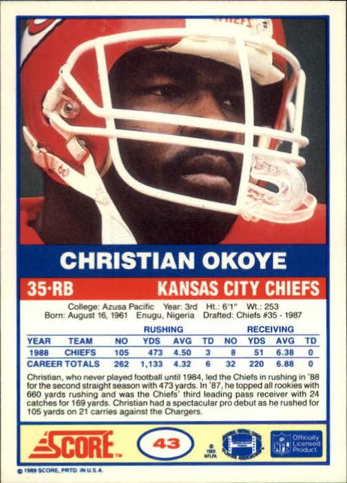 1989-Score-Football-Card-s-1-200-Rookies-A0435-You-Pick-10-FREE-SHIP thumbnail 81
