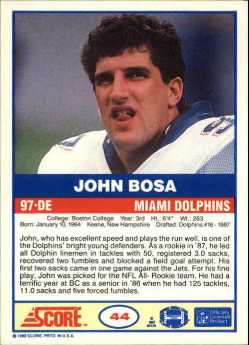 1989-Score-Football-Card-s-1-200-Rookies-A0435-You-Pick-10-FREE-SHIP thumbnail 83