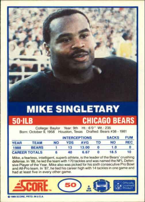 1989-Score-Football-Card-s-1-200-Rookies-A0435-You-Pick-10-FREE-SHIP thumbnail 95
