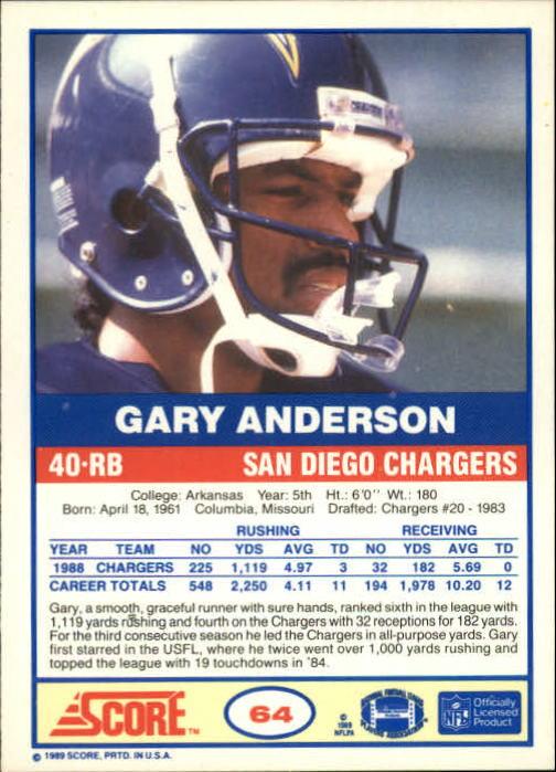 1989-Score-Football-Card-s-1-200-Rookies-A0435-You-Pick-10-FREE-SHIP thumbnail 123