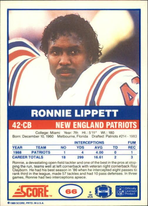 1989-Score-Football-Card-s-1-200-Rookies-A0435-You-Pick-10-FREE-SHIP thumbnail 127