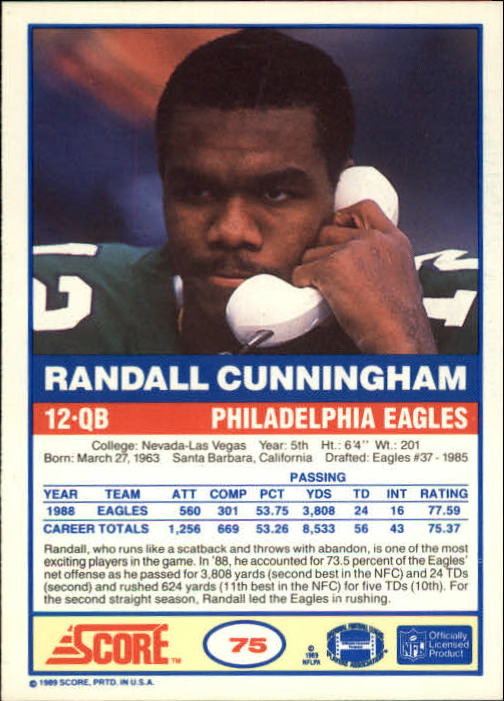 1989-Score-Football-Card-s-1-200-Rookies-A0435-You-Pick-10-FREE-SHIP thumbnail 143