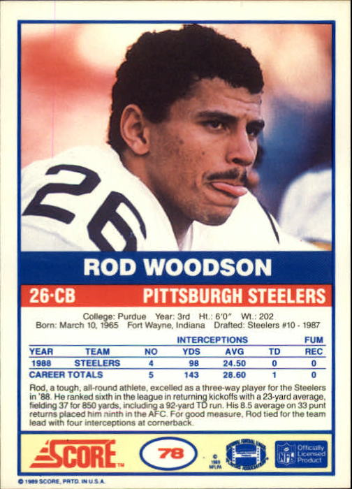 1989-Score-Football-Card-s-1-200-Rookies-A0435-You-Pick-10-FREE-SHIP thumbnail 149