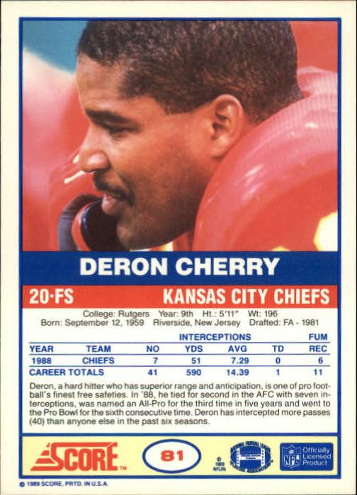 1989-Score-Football-Card-s-1-200-Rookies-A0435-You-Pick-10-FREE-SHIP thumbnail 155