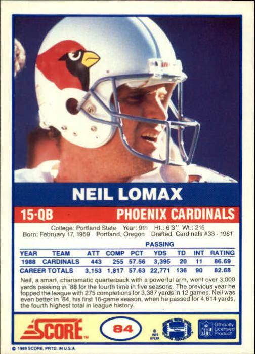 1989-Score-Football-Card-s-1-200-Rookies-A0435-You-Pick-10-FREE-SHIP thumbnail 161