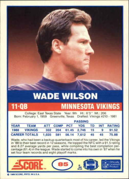1989-Score-Football-Card-s-1-200-Rookies-A0435-You-Pick-10-FREE-SHIP thumbnail 163