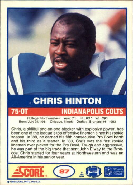 1989-Score-Football-Card-s-1-200-Rookies-A0435-You-Pick-10-FREE-SHIP thumbnail 167