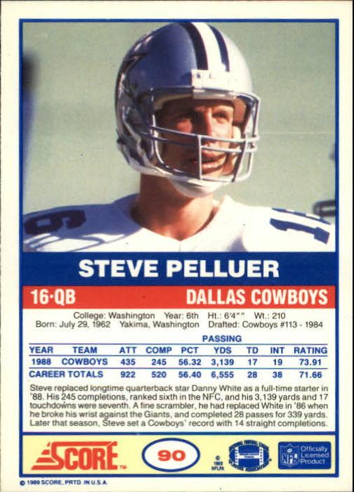 1989-Score-Football-Card-s-1-200-Rookies-A0435-You-Pick-10-FREE-SHIP thumbnail 173