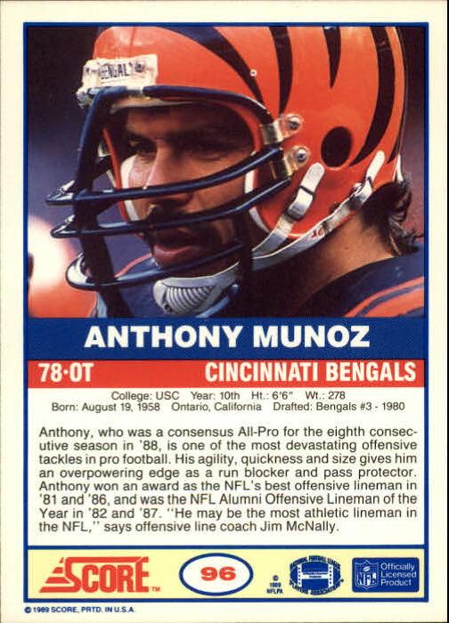 1989-Score-Football-Card-s-1-200-Rookies-A0435-You-Pick-10-FREE-SHIP thumbnail 185