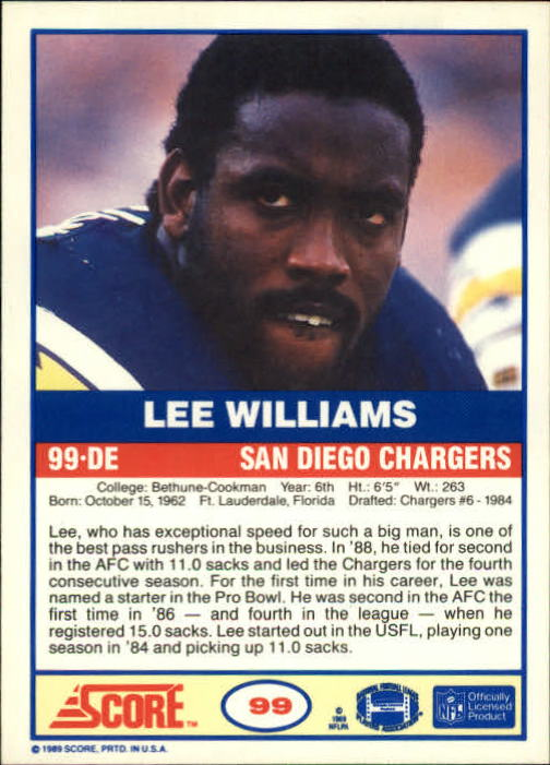 1989-Score-Football-Card-s-1-200-Rookies-A0435-You-Pick-10-FREE-SHIP thumbnail 191