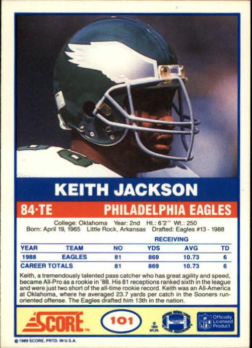 1989-Score-Football-Card-s-1-200-Rookies-A0435-You-Pick-10-FREE-SHIP thumbnail 197