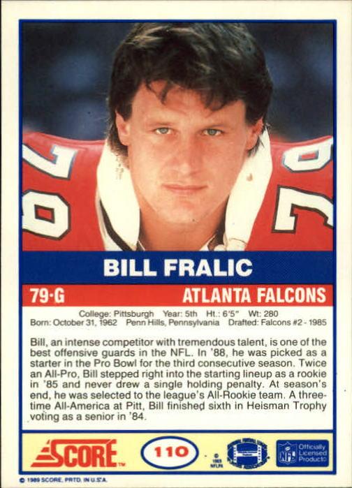 1989-Score-Football-Card-s-1-200-Rookies-A0435-You-Pick-10-FREE-SHIP thumbnail 215