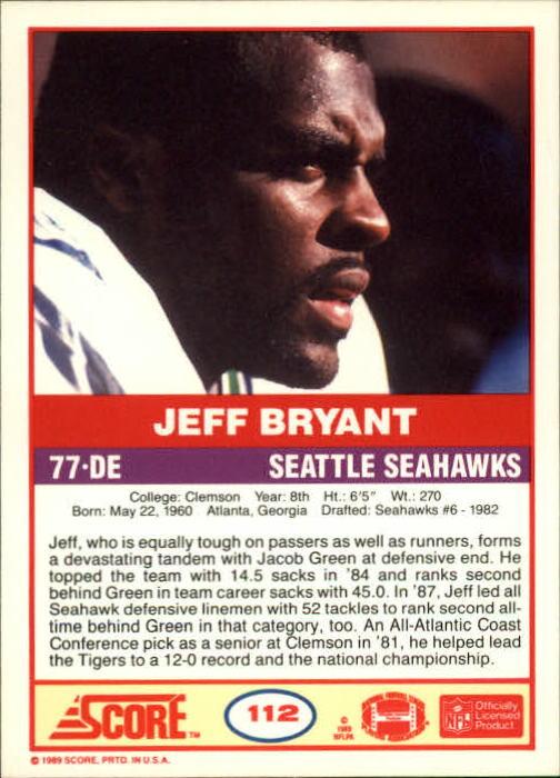 1989-Score-Football-Card-s-1-200-Rookies-A0435-You-Pick-10-FREE-SHIP thumbnail 219