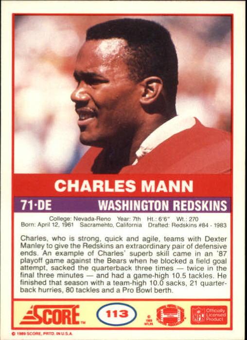 1989-Score-Football-Card-s-1-200-Rookies-A0435-You-Pick-10-FREE-SHIP thumbnail 221