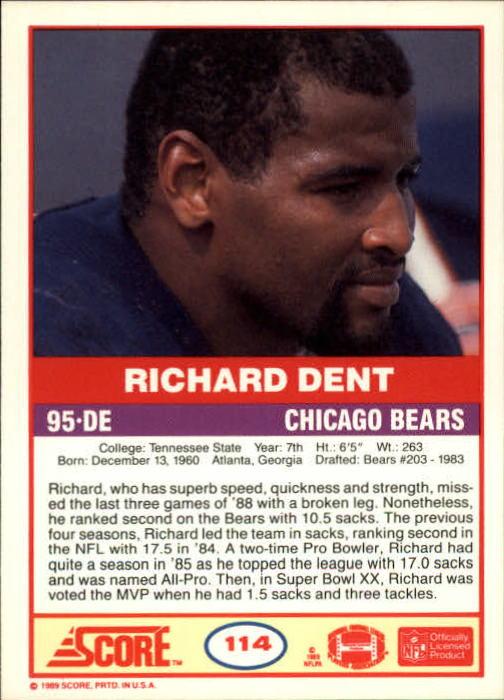1989-Score-Football-Card-s-1-200-Rookies-A0435-You-Pick-10-FREE-SHIP thumbnail 223