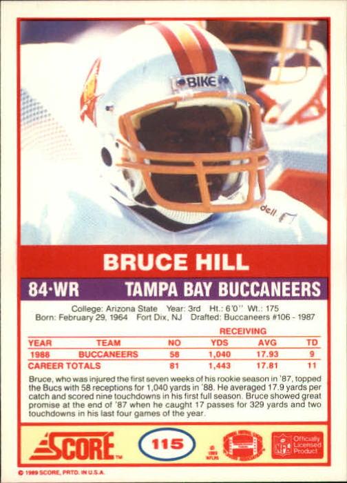 1989-Score-Football-Card-s-1-200-Rookies-A0435-You-Pick-10-FREE-SHIP thumbnail 225