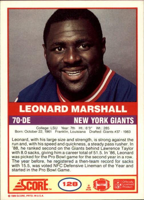 1989-Score-Football-Card-s-1-200-Rookies-A0435-You-Pick-10-FREE-SHIP thumbnail 253