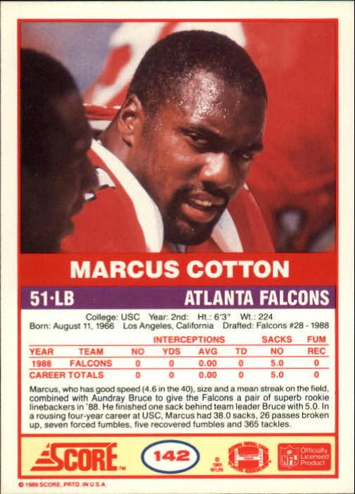 1989-Score-Football-Card-s-1-200-Rookies-A0435-You-Pick-10-FREE-SHIP thumbnail 281