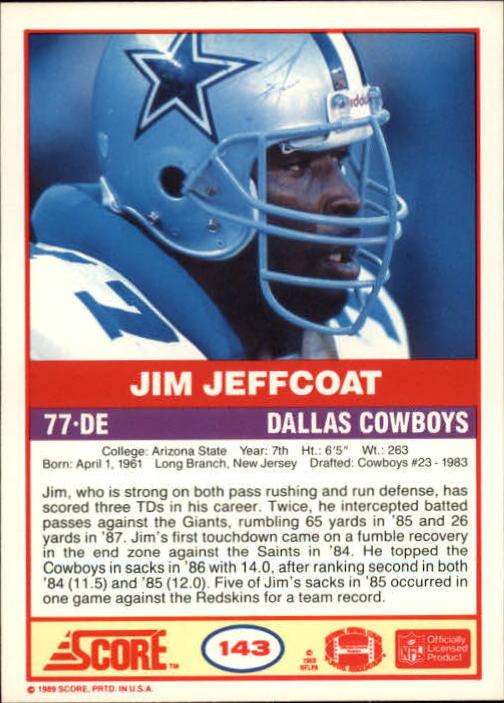 1989-Score-Football-Card-s-1-200-Rookies-A0435-You-Pick-10-FREE-SHIP thumbnail 283