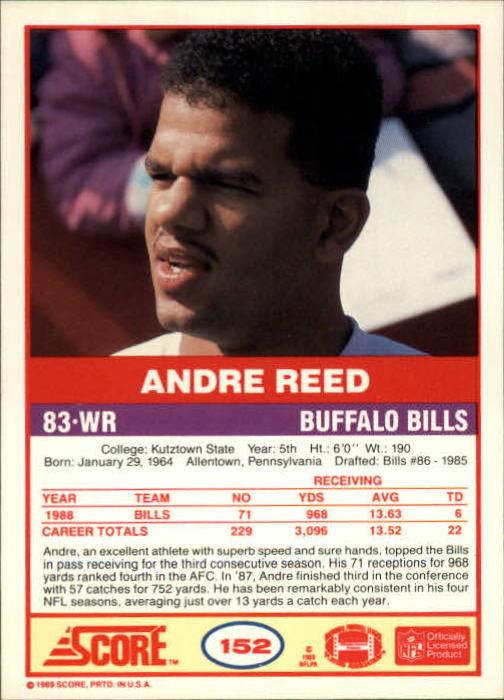 1989-Score-Football-Card-s-1-200-Rookies-A0435-You-Pick-10-FREE-SHIP thumbnail 301