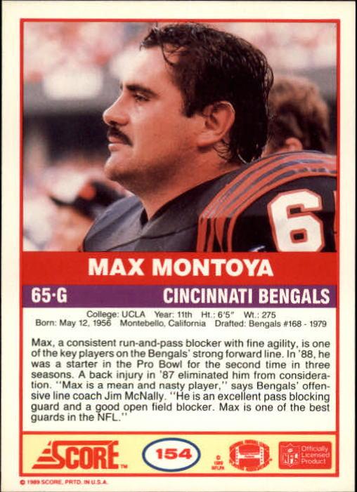 1989-Score-Football-Card-s-1-200-Rookies-A0435-You-Pick-10-FREE-SHIP thumbnail 305
