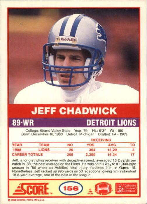 1989-Score-Football-Card-s-1-200-Rookies-A0435-You-Pick-10-FREE-SHIP thumbnail 309