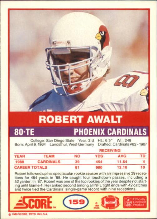 1989-Score-Football-Card-s-1-200-Rookies-A0435-You-Pick-10-FREE-SHIP thumbnail 315