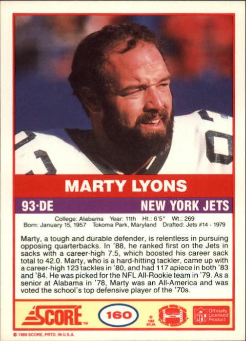 1989-Score-Football-Card-s-1-200-Rookies-A0435-You-Pick-10-FREE-SHIP thumbnail 317