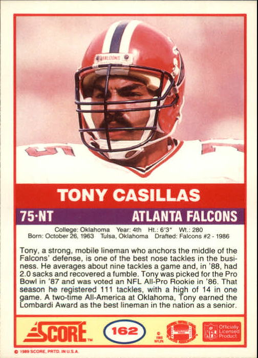 1989-Score-Football-Card-s-1-200-Rookies-A0435-You-Pick-10-FREE-SHIP thumbnail 321