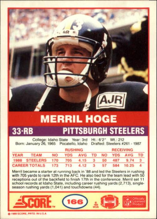 1989-Score-Football-Card-s-1-200-Rookies-A0435-You-Pick-10-FREE-SHIP thumbnail 329
