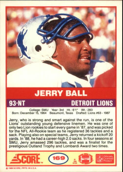 1989-Score-Football-Card-s-1-200-Rookies-A0435-You-Pick-10-FREE-SHIP thumbnail 335