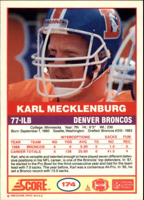 1989-Score-Football-Card-s-1-200-Rookies-A0435-You-Pick-10-FREE-SHIP thumbnail 345