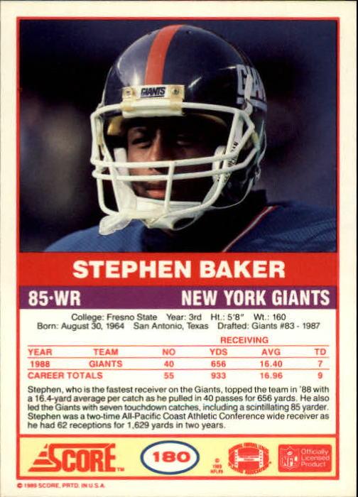 1989-Score-Football-Card-s-1-200-Rookies-A0435-You-Pick-10-FREE-SHIP thumbnail 357