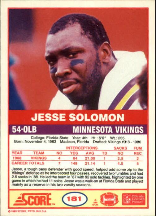 1989-Score-Football-Card-s-1-200-Rookies-A0435-You-Pick-10-FREE-SHIP thumbnail 359