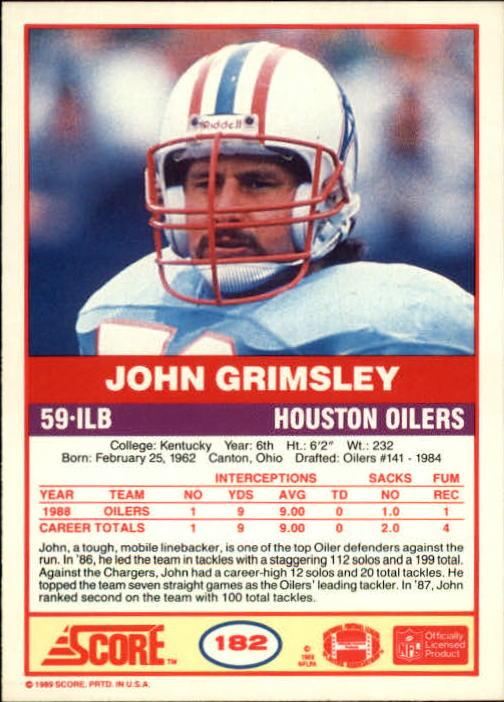 1989-Score-Football-Card-s-1-200-Rookies-A0435-You-Pick-10-FREE-SHIP thumbnail 361