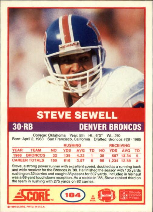 1989-Score-Football-Card-s-1-200-Rookies-A0435-You-Pick-10-FREE-SHIP thumbnail 365